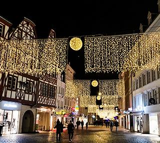 """Weihnachtsmarktangebot Hotel """"Zum Moseltal"""""""