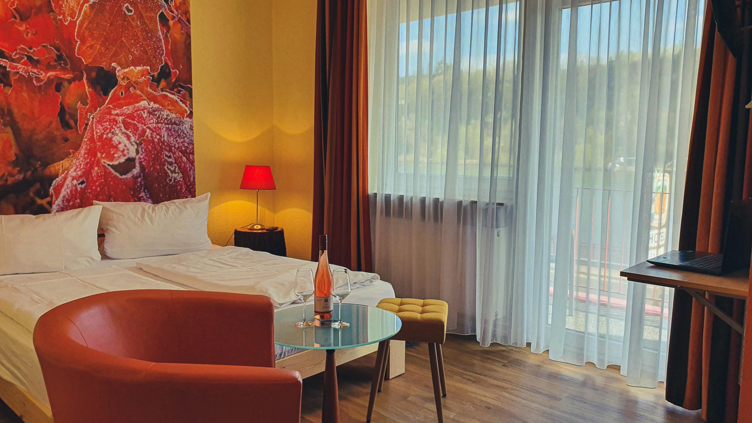 """Zimmer im Hotel """"Zum Moseltal"""""""